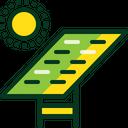 Ecology Energy Power Icon