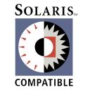 Solaris Compatible Logo Icon