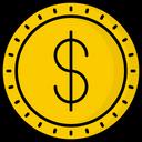 Solomon Islands Dollar Icon