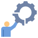 Maintenance Operation Participation Icon