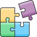 Solution Puzzle Brainteasers Icon