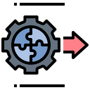 Solution Setting Icon