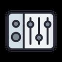 Sound Equalizer Sound Adjuster Volume Adjuster Icon