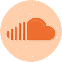 Soundcloud Song App Audio Song Icon