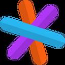 Sourcegraph Technology Logo Social Media Logo Icon