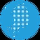 South Koriea Icon