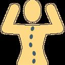 Spa Stones Stone Treatment Stone Massage Icon