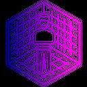 3 D Space Virtual Icon