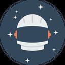 Space Spacesuit Universe Icon