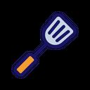 Tool Spatula Meat Icon