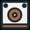 Speaker Audio Digital Icon