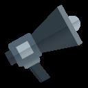 Speaker Adverting Bullhorn Icon