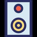 Speakers Audio Loudspeakers Icon
