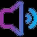 Speakers Volume Audio Icon