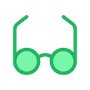 Eyeglasses Glasses Optical Icon