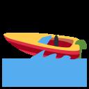 Speedboat Boat River Icon