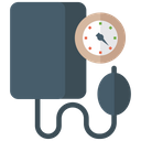Sphygmomanometer B P Equipment Icon