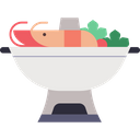 Spicy Shrimp Soup Icon