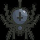 Halloween Spider Spooky Icon