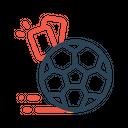 Sport Football Game Icon