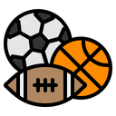Football American Sport Icon