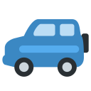 Sports Utility Vehicle Icon