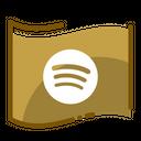 Spotify Social Media Social Network Icon