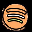 Spotify Social Logo Social Media Icon