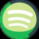 Spotify Social Media Iconez Icon