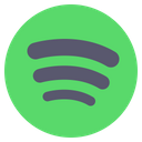 Spotify Logo Media Icon