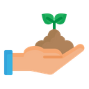Sprout Ecology Plant Icon