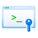Ssh Secure Shell Secure Socket Shell Icon