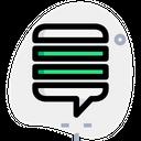 Stack Exchange Technology Logo Social Media Logo Icon