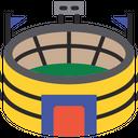 Artboard Football Stadium Stadium Icon