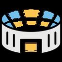 Amphitheater Arena Coliseum Icon