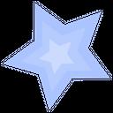 Basic Element Star Icon