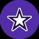 Star Favourite Like Icon