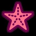 Starfish Sea Animal Icon