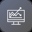 Statics Business Analysis Icon