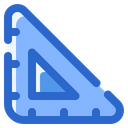 Stationery Ruler Icon