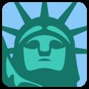 Statue Liberty American Icon