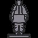 Statue of unity Icon
