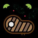 Steak Food Meat Icon