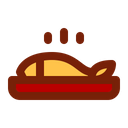 Steamed Fish Chinese Cuisine Fish Icon