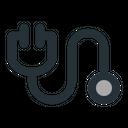 Stethoscope Doctor Health Icon