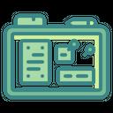 Sticky board Icon