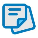 Sticky Note Note Notes Icon