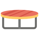 Sticky Table Fancy Table Stylish Table Icon
