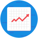 Stock Market Business Report Stock Exchange Icon