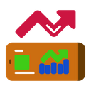 Stock Market Application Icon